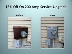 Specials - Discounts on Electrical Service Upgrades | Langhorne ...